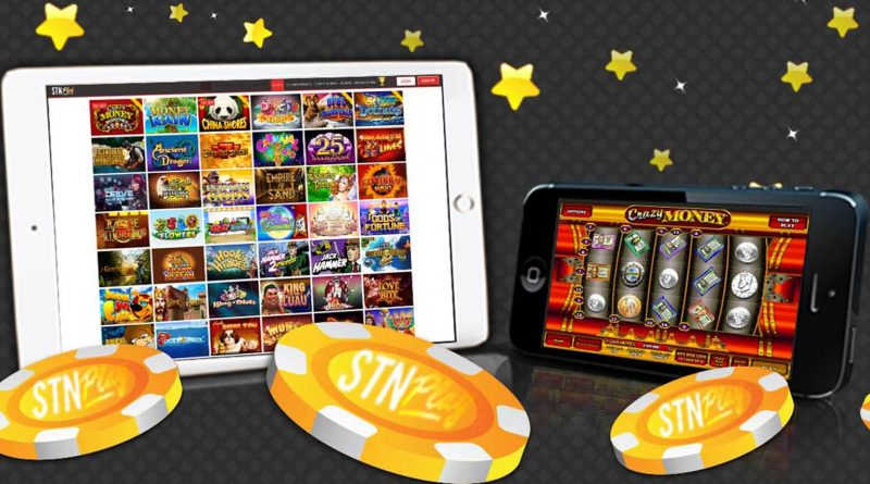 Casino Games for Pleasure – Online Casino Slots Now
