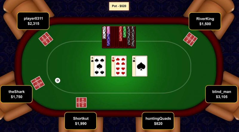 Three Tips to Improve Your Online Poker Playing – Online Casino Slots Now