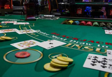 Online Gambling Games like Blackjack